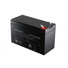 ELR-LP12-7,2T1 AGM Blokkbatteri 12V 7Ah
